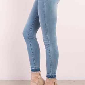 ✨PRICE DROP✨ Tobi Skinny Jeans - Worn Once